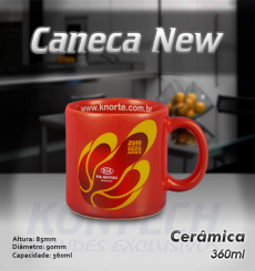 Caneca New Colors 360 ml