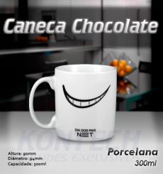 Caneca Chocolate 300 ml